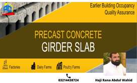Patiala Concrete Girder Slab Roofing System