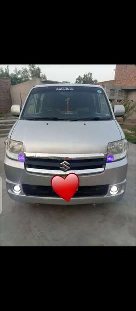 Suzuki Apv Glx and exchange possible