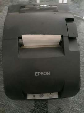 PRINTER EPSON  Hitam Putih Dot Matrik EPSON  TMU220D Model   M188D