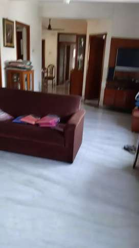 2bhk furnished flat for rent near ruby hospital