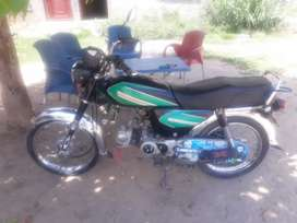 Speed Motor cycle