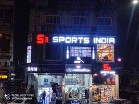 Sports Store at Delhi Pitampura