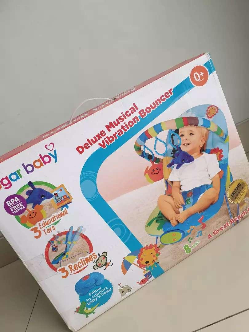 Vibrator Bouncer Kids Sugar Baby 0