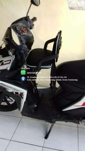 Liburan Jalan2 Pake Boncengan Anak Kursi Bonceng ALPINA