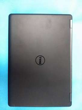 Laptop Dell E5450 i5 5th generation with brown box at FATTANI COMPUTER