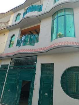5 Marla double story house for rent on warsak road sabzli town