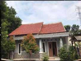 Dijual rumah kampung luas tanah 111m dekat stasiun sudimara & tol BSD