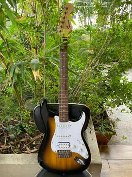 New Fender Squier Bullet Stratocaster Electric Guitar with Bill