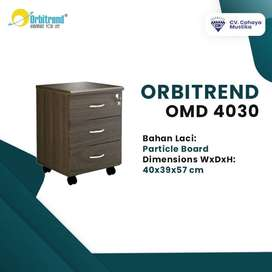 Jual Mobile Drawer Meja Kerja Orbitrend OMD 4030 Di Malang