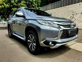 Km 8rb!Mitsubishi PAJERO DAKAR AT 2017 bisa TT Fortuner innova  rush