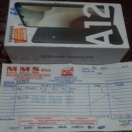 Dijual Samsung A12 Ram 6/128
