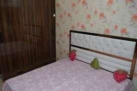 2bhk fully furnished flat dhakoli