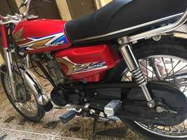 Honda 125 Full ok ha duble saman k 7 ha