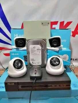Melayani jasa pasang dan pasang baru kamera CCTV fullset