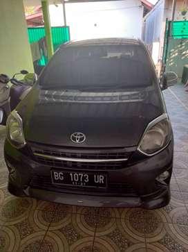 Toyota agya TRD 2016