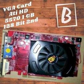 VGA Card Ati HD 5570 1 GB 128 Bit 2nd