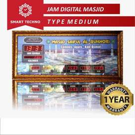 Toko Jual Jam Digital Masjid Type Medium | Daerah Enrekang Kab