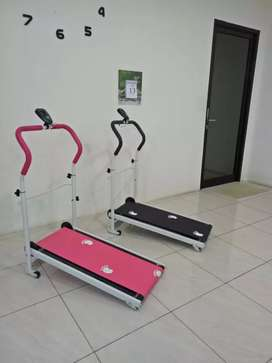 Treadmill Manual 1 Fungsi