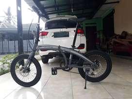 Jual sepeda lipat exotic MT 2026