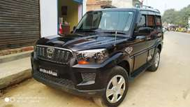 Mahindra Scorpio 2017 Diesel Well Maintained