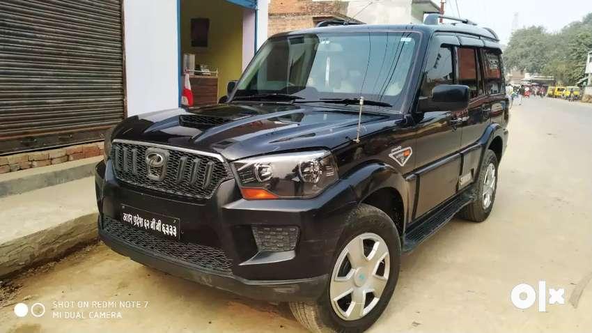 Mahindra Scorpio 2017 Diesel Well Maintained 0