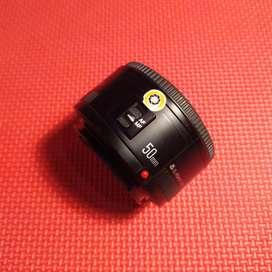Yongnuo 50mm f1.8 Canon No Box