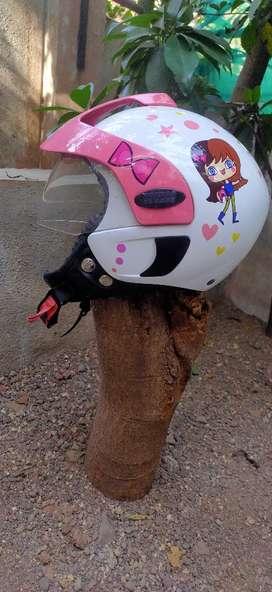 Girls Helmet for sale brand new condition original STUDDS negoshiable