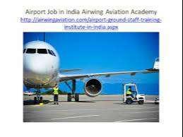 ₹ 20000 - 40000   Monthly Airport ground staff jobs