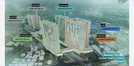 Hunian Apartement Mewah Elit Cisauk Point Fully Furnish Pinggir Jalan
