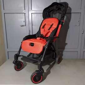 stroller anak stroller bayi merk pali italy tipe sei.9