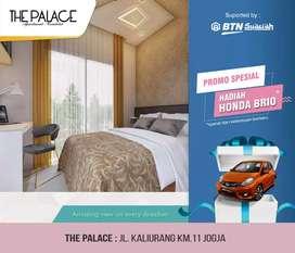 The Palace Jogja Apartemen Lokasi Strategis View Kota Jogja