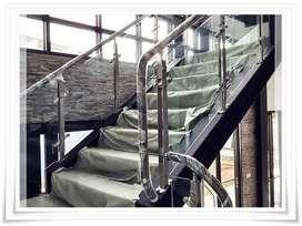 [Bengkel Las Murah di WONOAYU] Jasa Borongan Folding Gate & Pagar Nego