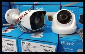 Kamera CCTV 2mp berkualitas+Harga Murah subang Utara}}