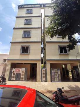Semi-furnished 1bhk House available for rent @6, 999