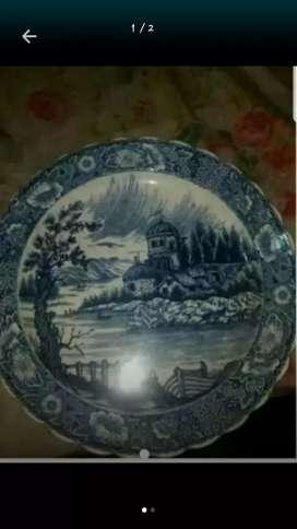 Keramik model piring