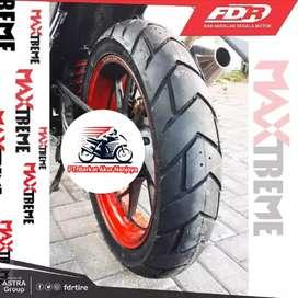 Ban motor tubeless FDR Maxtreme 110/70 ring 17