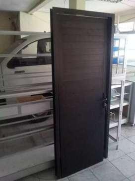 Aluminium pintu,kusen,Almari,Etalase,Panel aluminium,dll.