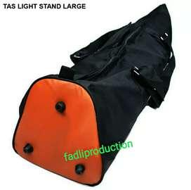 Tas lighting Light stand atau tiang lampu tripod besar for studio foto