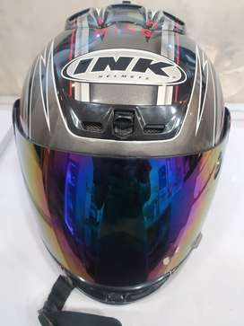 Helm fullface INK CL 26 Polaris ukuran M