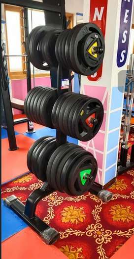 Gym equipment all available
