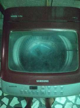 Fully Automatic (samsung 6.2kg) 5 year Rs. 8500/-