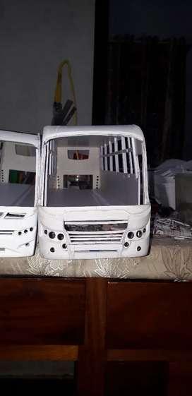Miniature Bus all models zedone, BMR, Vega, zed+vega