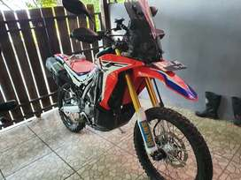 Di Jual CRF 250 Rally 2018