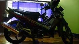 Jual Motor Bekas Honda Supra X 125 Hitam