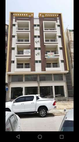 Apartment / flats for sell safora chorangi (univercity road)