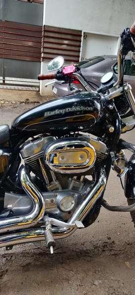 Harley Davidson Super Low Sportster