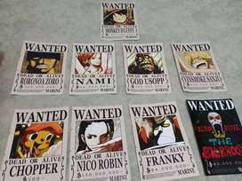 Poster Bounty One Piece New World