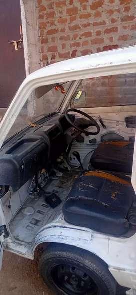 Maruti Suzuki Omni 2008 Petrol 1500 Km Driven