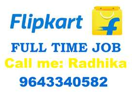 Vacency Open For Store Incharge And Helper And Store Keeper Flipkart..