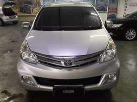 Toyota Avanza G Automatic Tahun 2014 Silver